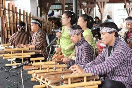 Daftar Alat Musik Tradisional Yogyakarta