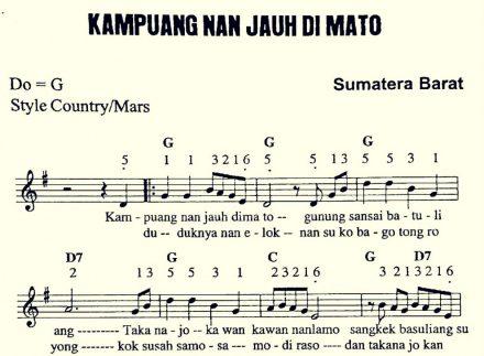 Deretan Lagu Khas Sumatera Barat Beserta Maknanya
